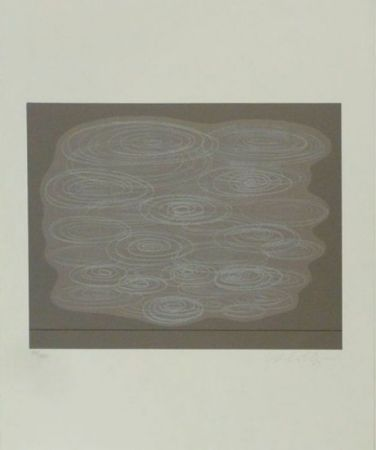 シルクスクリーン Vasarely - Locmaria