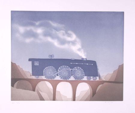 エッチングと アクチアント Folon - Locomotive (suite TOYS)