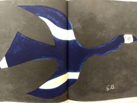 挿絵入り本 Braque - L'oeuvre Graphique