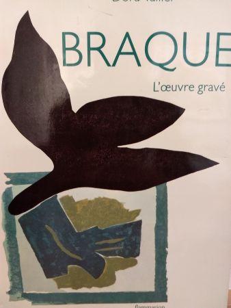 挿絵入り本 Braque - L'oeuvre gravé