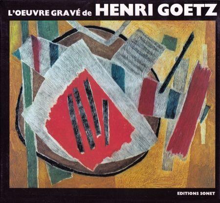 挿絵入り本 Goetz - L´oeuvre gravé de Henri Goetz