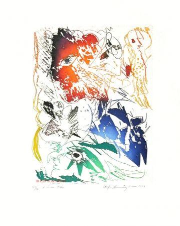 アクチアント Pedersen - L'oiseau bleu
