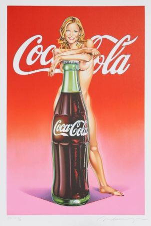 リトグラフ Ramos - Lola Cola #4 (Michelle Pfeiffer)