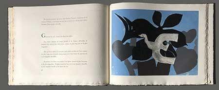 挿絵入り本 Braque - L'ordre Des Oiseaux