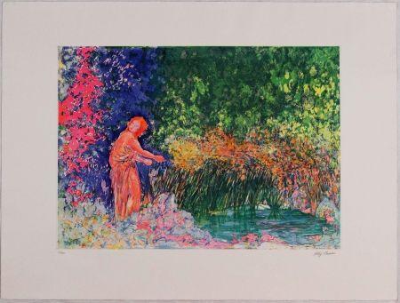 エッチングと アクチアント Sassu - Los papiros del estanque