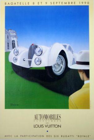 掲示 Razzia - Louis Vuiton Classic L  Parc de Bagatelle