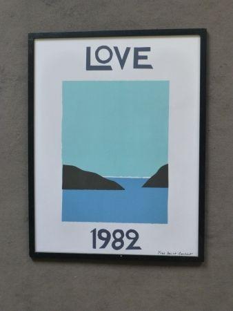 掲示 Saint Laurent - Love 1982