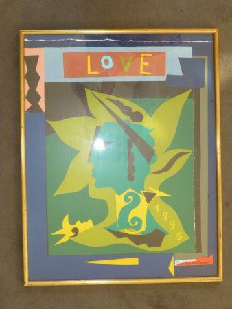 掲示 Saint Laurent - Love 1995
