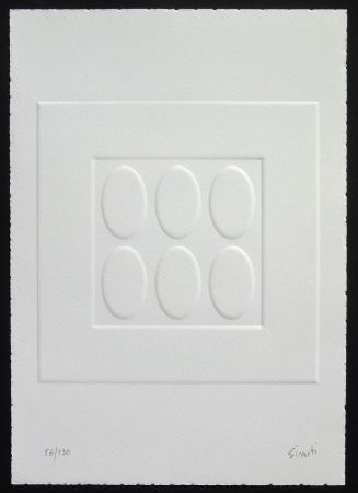 Relief Simeti - Luce, monocromo, spazio