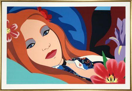 リトグラフ Wesselmann -  Lulu (from Metropolitan Fine Art)