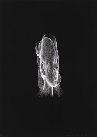 デジタル版画 Plensa - Lumière invisible Rui Rui