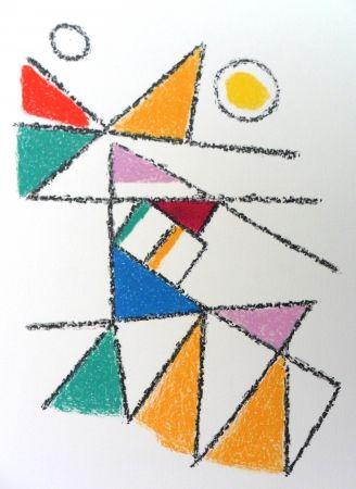 リトグラフ Bille - M 104