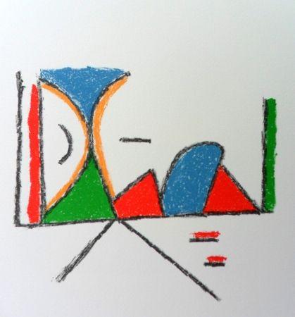 リトグラフ Bille - M 132