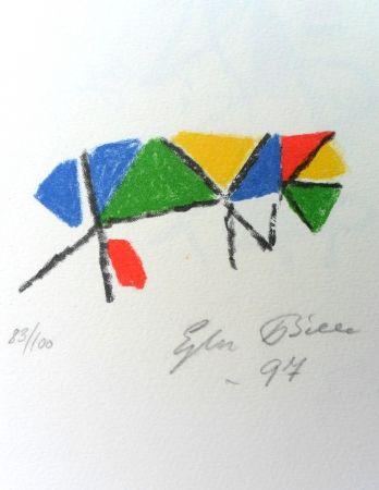 リトグラフ Bille - M 139