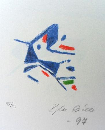リトグラフ Bille - M 140