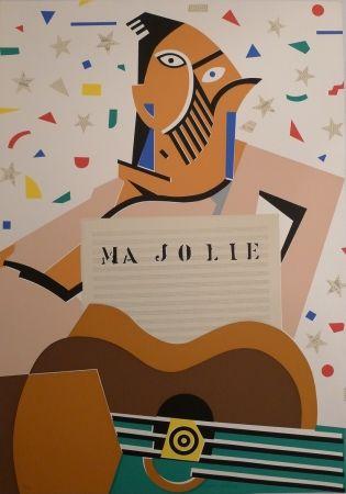 彫版 Equipo Cronica - Ma Jolie