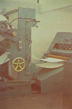 リトグラフ Jacquet - Machine à imprimer