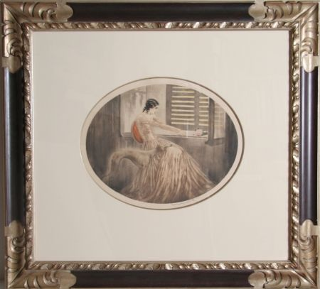彫版 Icart - Madame Bovary