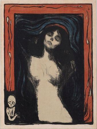 技術的なありません Munch - Madonna