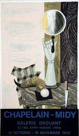リトグラフ Chapelain-Midy - Magie Blanche Galerie Drouant
