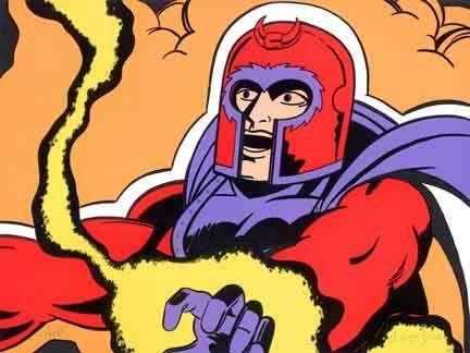 シルクスクリーン Matos - Magneto