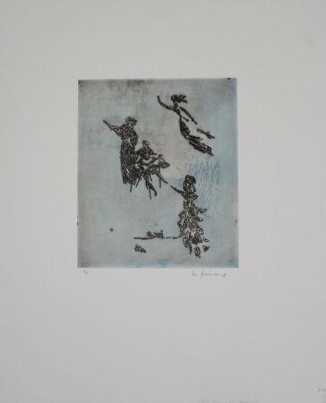彫版 Zimmermann - Maler, Muse und Inspiration / Painter, Muse, and Inspiration