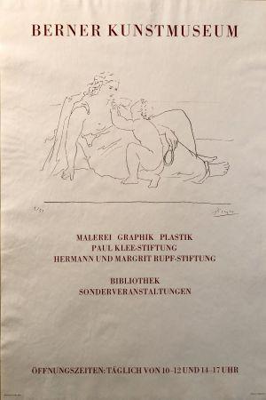 オフセット Picasso - Malerei -Graphik - Plastik - Paul Klee - Stiftung