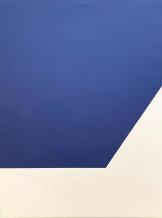 リトグラフ Kelly - Mallarmé Suite: Blue