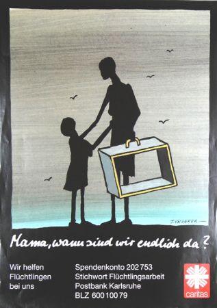 オフセット Ungerer - Mama Waum Sind Wir Endlich Da  1997