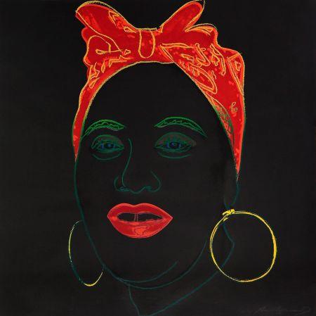 シルクスクリーン Warhol - Mammy (FS II.262)
