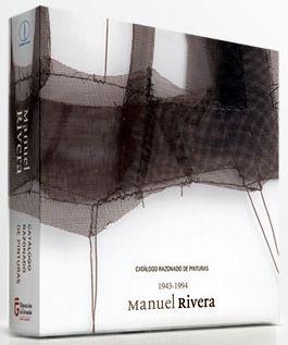 挿絵入り本 Rivera - Manuel Rivera Catalogo razonado (Catalogue Raisonné)