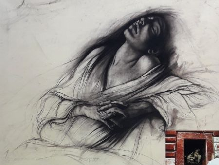 リトグラフ Pignon-Ernest - Marie Madeleine