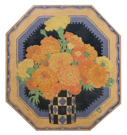 木版 Baumann - Marigolds (a.k.a. Sunny Messengers)