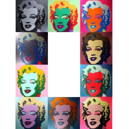 シルクスクリーン Warhol (After) - Marilyn - Portfolio