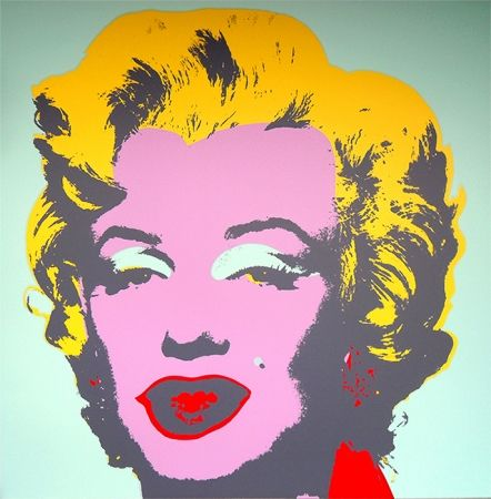 シルクスクリーン Warhol (After) - Marilyn 11.23