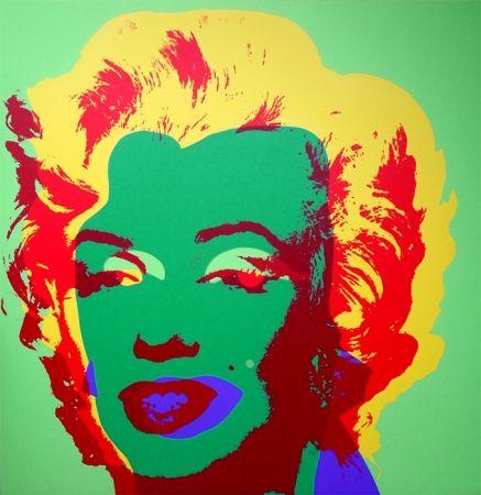 シルクスクリーン Warhol (After) - Marilyn 11.25