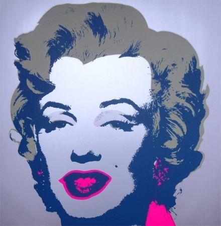 シルクスクリーン Warhol (After) - Marilyn 11.26