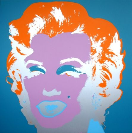 シルクスクリーン Warhol (After) - Marilyn 11.29