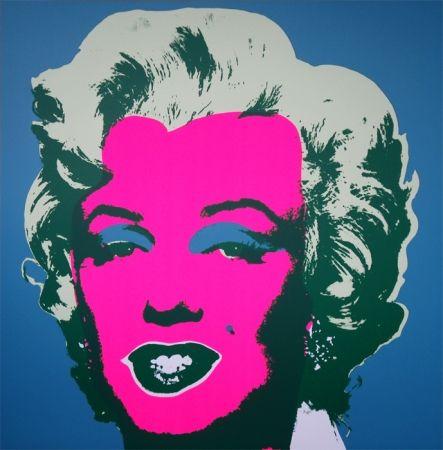 シルクスクリーン Warhol (After) - Marilyn 11.30