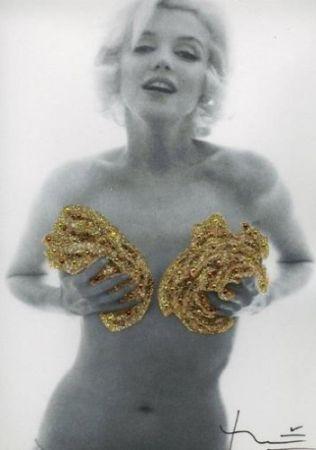 写真 Stern - Marilyn. Classic Gold Roses (1962)