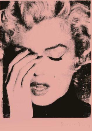 多数の Young - Marilyn Crying (Melrose Pink)