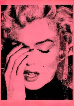 多数の Young - Marilyn Crying (Sunset Pink)