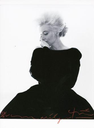 写真 Stern - Marilyn: Dior Dress