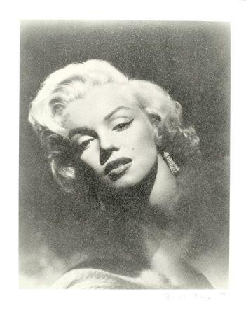 シルクスクリーン Young - Marilyn Glamour