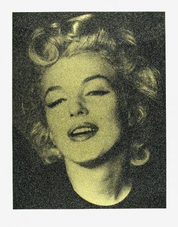 シルクスクリーン Young - Marilyn Hope
