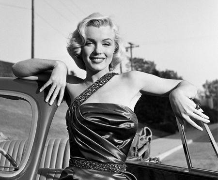 写真 Worth - Marilyn in 'how to marry a millionaire