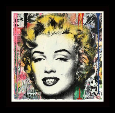 技術的なありません Mr Brainwash - Marilyn Monroe