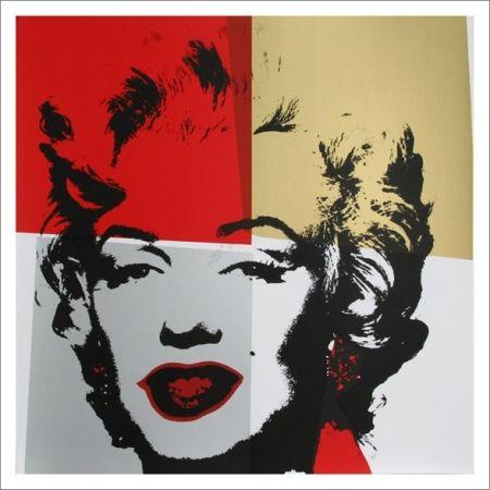 シルクスクリーン Warhol (After) - Marilyn Monroe