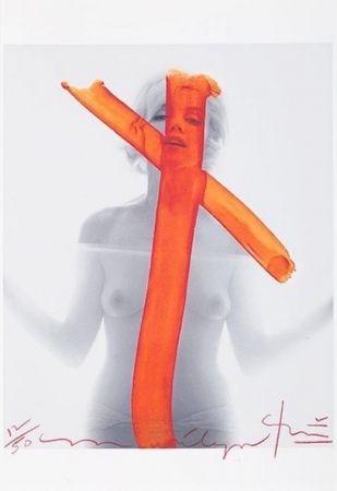 写真 Stern - Marilyn Monroe, Crucifix