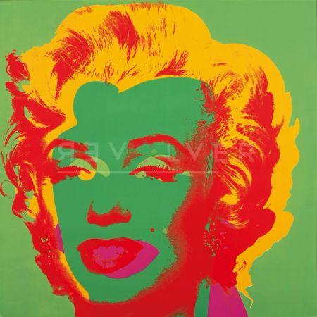 シルクスクリーン Warhol - Marilyn Monroe (Fs Ii.25)
